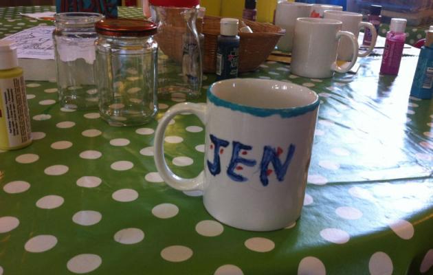 Jenny's Mug